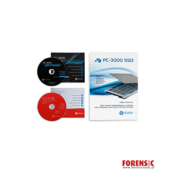 PC3000 SSD-forensictools-mediarecovery