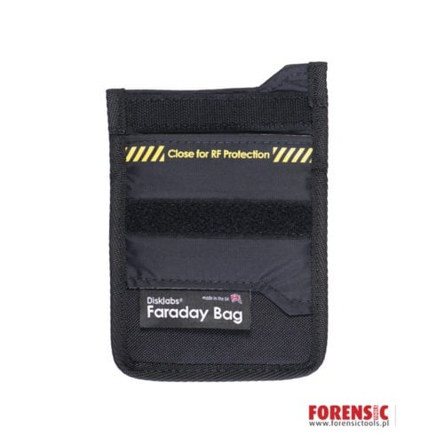 Faraday's Bag Key Shield KS1 open