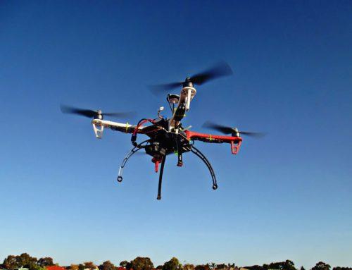 Neutralizacja dronów. SkyHawk czyli cyber-sokół w natarciu