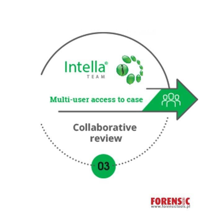 Intella for smart e-discovery - stage 3 - scheme